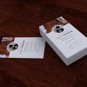 custom designed business cards